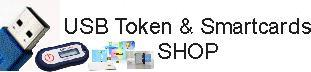 USB Tokens & Smartcards Shop